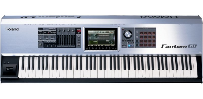 Roland Fantom G8 Review